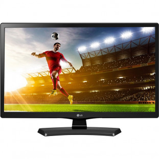 """MONITOR TV LED LG 19.5"""" 20MT49DF-PS PRETA"""