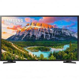 """TV LED SAMSUNG HD """"32"""" SMART 32J4290 PRETO"""