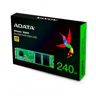 SSD M.2 240GB ADATA 2280 SATA ASUS650NS38-240GT-C