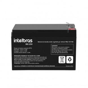BATERIA P/NOBREAK INTELBRAS VRLA 12V 9,0AH XB 1290