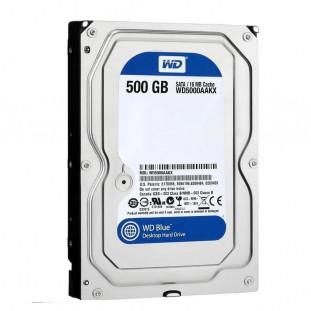 HD PC WD BLUE 500GB 7200RPM SATA III