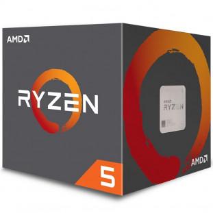 PROCESSADOR AMD RYZEN 5 2600X AM4 4.2GHZ