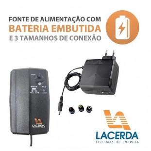 FONTE LACERDA UPS-30 12V 2.1A