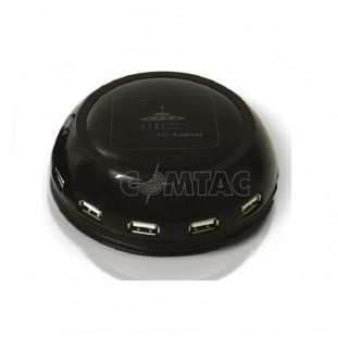 HUB USB COMTAC 2.0 10 PORTAS OVNI 9164