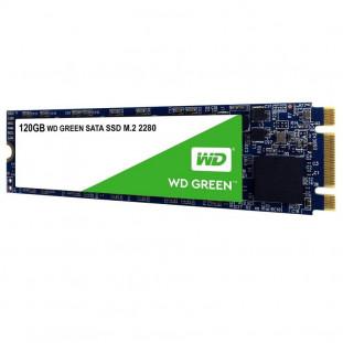 SSD M.2 120GB WD GREEN 2280 SATA WDS120G2G0B