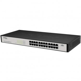 SWITCH INTELBRAS 24P FAST 10/100MBPS SF2400QR+