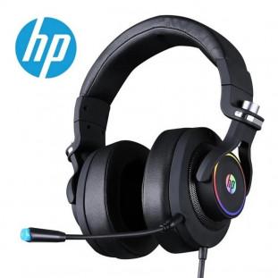 FONE HP GAMER USB H500GS C/MICROFONE 7.1 PRETO