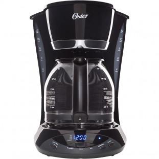 CAFETEIRA OSTER WX20B PROGRAMAVEL BLACK 127V