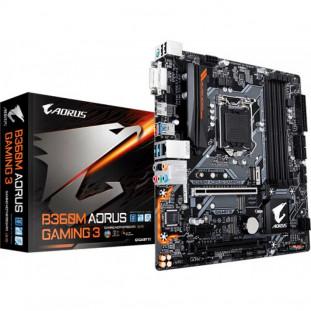 PLACA MAE AORUS B360M GAMING 3 DDR4 -LGA 1151