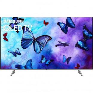 "TV QLED SAMSUNG UHD 4K 65"" SMART 65Q6FN PRATA"