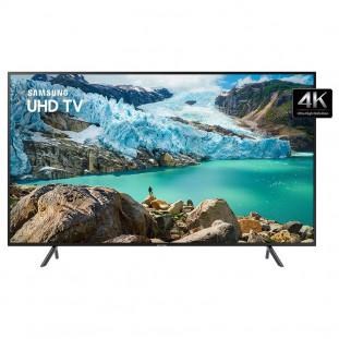 "TV LED SAMSUNG UHD 4K 50"" SMART 50RU7100 PRETA"