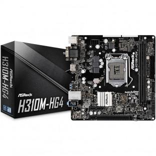 PLACA MAE ASROCK H310M-HG4 DDR4 - LGA 1151