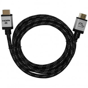 CABO MULTILASER HDMI NYLON  VERSAO 4K 1.8MT WI295