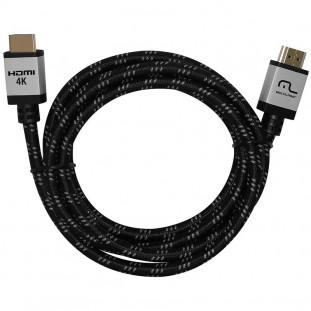 CABO MULTILASER HDMI NYLON VERSAO 4K 3MTS WI296