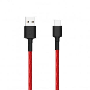 CABO XIAOMI USB TIPO-C 1MT XM262VER VERMELHO