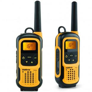 RADIO COMUNIC. INTELBRAS RC4102 PRETO