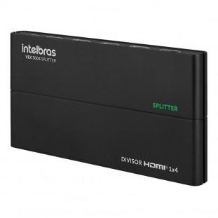 DIVISOR INTELBRAS HDMI 1X4 VEX 3004