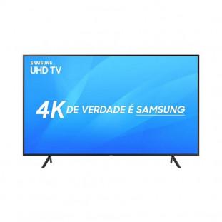 """TV LED SAMSUNG UHD 4K 65"""" SMART 65NU7100 PRETO"""