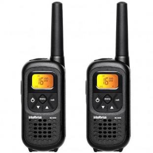 RADIO COMUNIC. INTELBRAS RC4002 PRETO