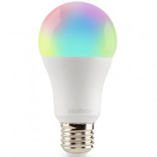 LAMPADA INTELBRAS LED SMART WIFI EWS 410