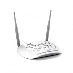 MODEM TP-LINK+ROTEADOR S/FIO ADSL2+ N 300MBPS TD-W8961N