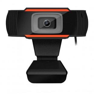 WEBCAM MAXPRINT HD 720P C/MICR. 60000059 PRETO