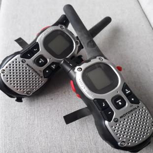 RADIO COMUNIC. MOTOROLA TALKABOUT MJ270 27/43KM