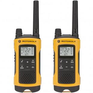 RADIO COMUNIC. MOTOROLA TALKABOUT T400BR 35KM AMAR