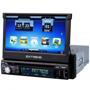 DVD RETRATIL MULTILASER TV DIGIGTAL/GPS BT GP044