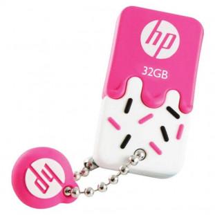 PEN DRIVE 32GB HP 2.0 MINI V178P ROSA