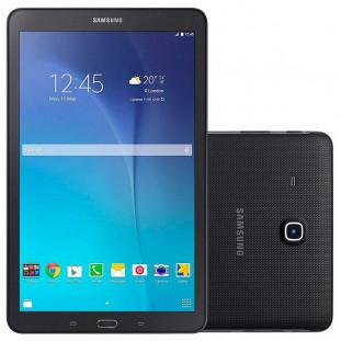 """TABLET SAMSUNG GALAXY TAB E """"9"""" 3G/8GB SM-T561M PRETO"""