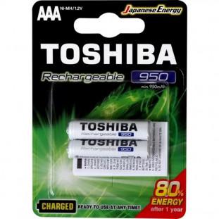 PILHA RECARREG.TOSHIBA AAA 950MAH TNH-03GAE BP-2C
